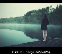 I Turned Around by Inessa Emilia