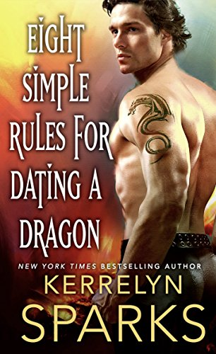 Eight Simple Rules for Dating a Dragon, cover