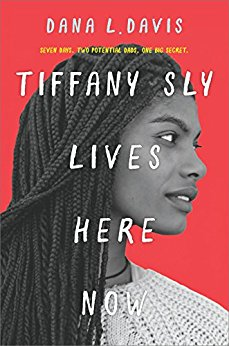 Tiffany Sly Lives Here Now cover