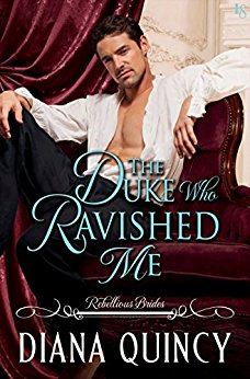 The Duke Who Ravished Me cover