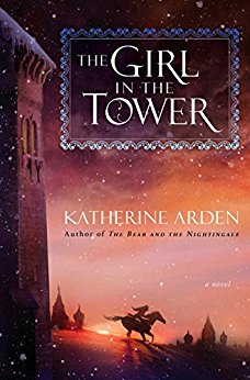 The Girl in the Tower cover Katherine Arden