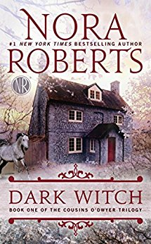 Nora Roberts Dark Witch cover