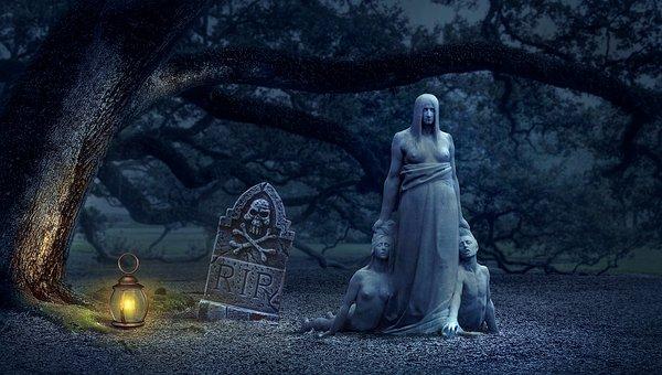 fantasy, tombstone
