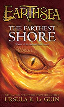 cover Earthsea The Farthest Shore Ursula Le Guin