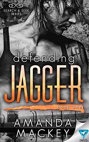 Amanda Mackey Defending Jagger cover