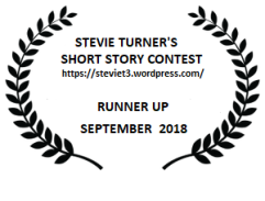 SHORT STORY LAUREL RUNNER UP SEP 2018