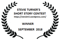 SHORT STORY LAUREL WINNER SEP 2018