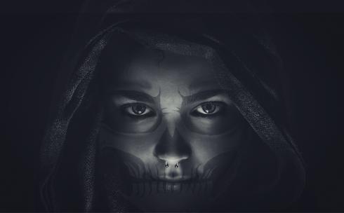 Poetry_Friday-Halloween-Vashti Quiroz Vega-angel of death-Vashti Q-The Writer Next Door-etheree-poem