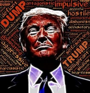 Donald Trump President of America