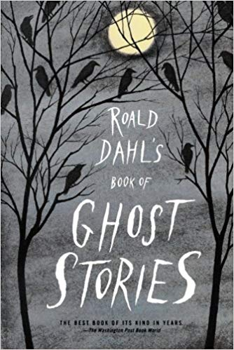 cover of Roald Dahl's Book of Ghosts