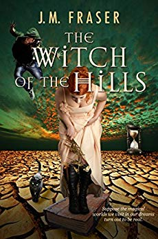 The Witch of the Hills cover
