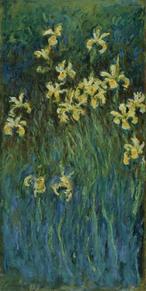 Monet_Yellow_Irises